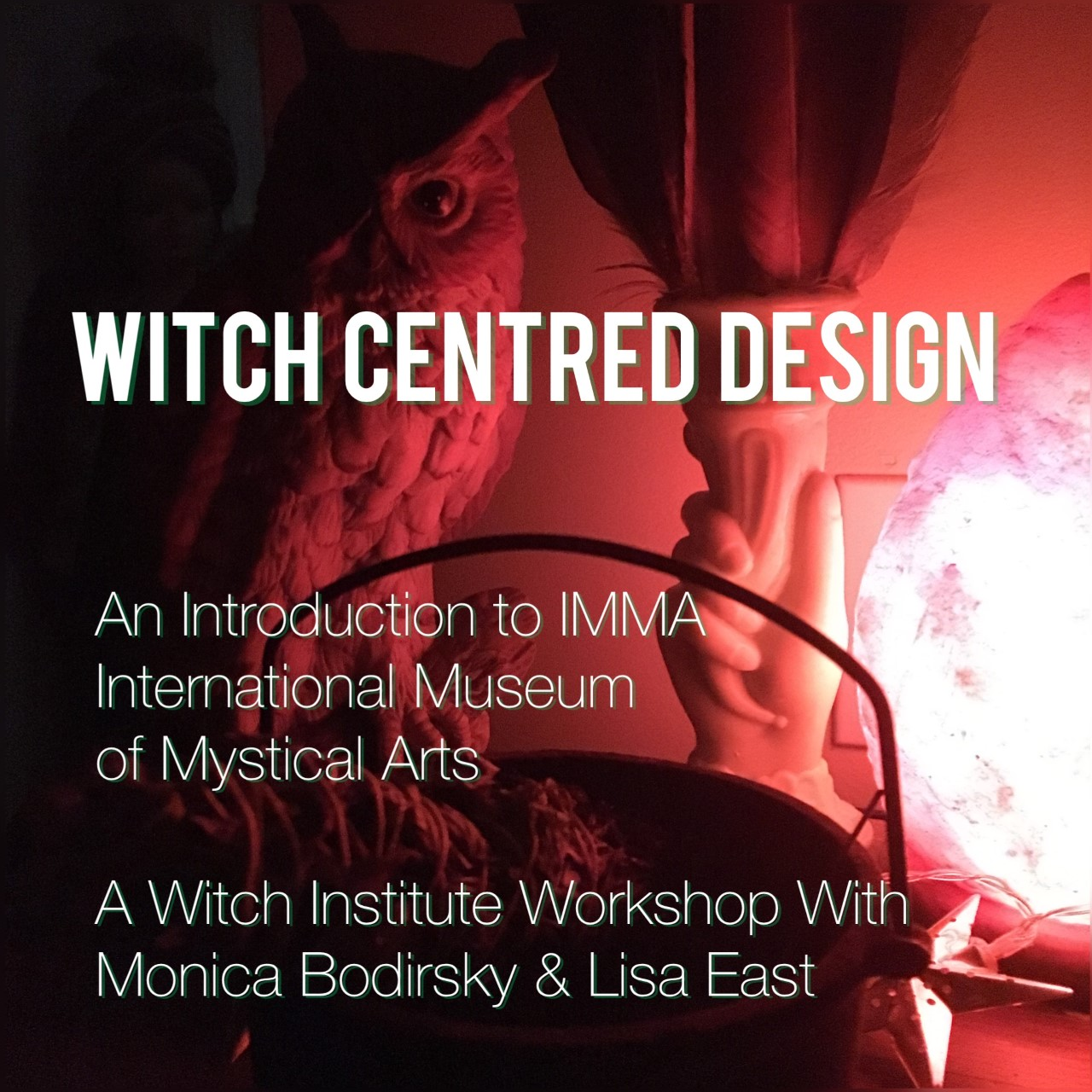Witch-Centered Art and Design
