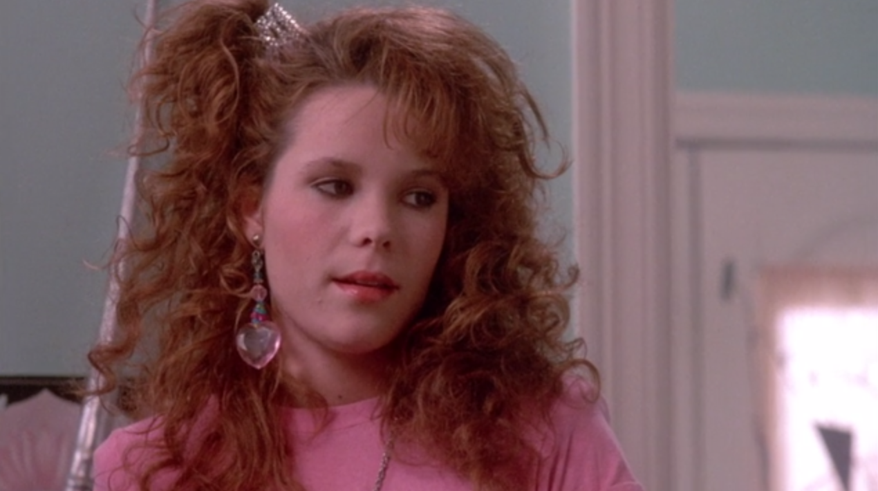 A still of Robin Lively from Teen Witch